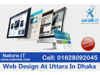 Web Design At Uttara In Dhaka