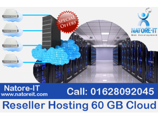 Reseller Hosting 60 GB Cloud