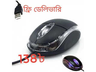 New USB 3D Optical Mouse Free delivery