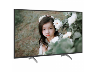 49 inch X8000H SONY BRAVIA 4K ANDROID VOICE CONTROL TV