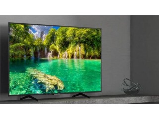 65 inch SONY X8000H VOICE CONTROL ANDROID 4K SMART TV