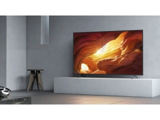 55 inch SONY X7500H VOICE CONTROL ANDROID 4K TV
