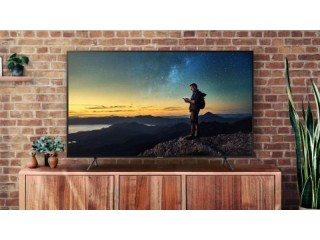SAMSUNG 43 inch RU7170 UHD 4K SMART TV