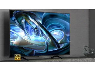 55 inch SONY X8000H VOICE CONTROL ANDROID 4K TV
