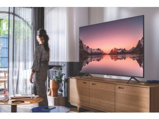 65 inch SAMSUNG Q60T VOICE CONTROL QLED 4K HDR TV