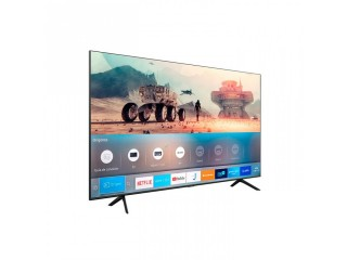 55 inch SAMSUNG Q60T VOICE CONTROL QLED 4K HDR TV