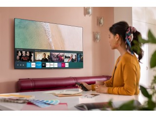 65 inch SAMSUNG Q70T VOICE CONTROL QLED 4K HDR TV