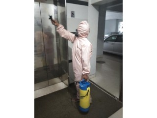 Disinfection and Sensitization Service.