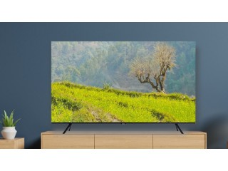 43 inch TU7100 SAMSUNG CRYSTAL UHD 4K SMART TV