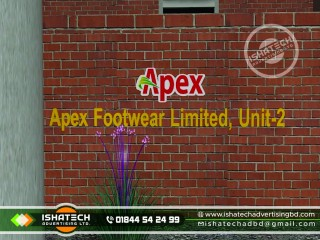 Manufacturer of 3D Design Signage & Sign Board with any 3D Design IshaTech.