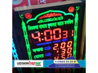LED countdown clocks that can countdown to