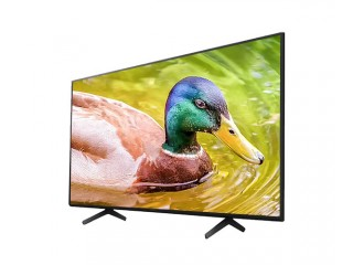 SONY BRAVIA 75 inch X80J 4K ANDROID VOICE CONTROL GOOGLE TV