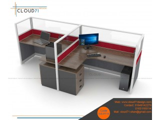 Commercial office table
