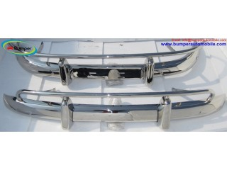 Volvo PV 544 US type bumper [***] by stainless steel