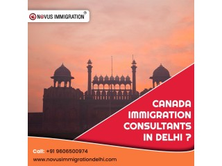 Top Immigration Consultants Delhi for Canada