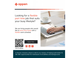 Part-time | Image Data Collection Project for French Speakers